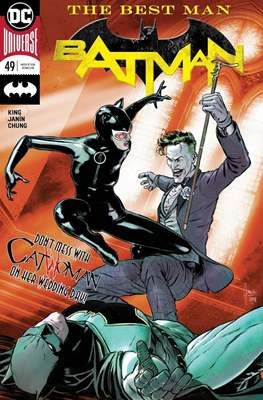 Batman Vol. 3 (2016-) (Comic Book) #49