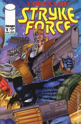 Codename: Strykeforce (1994-1995) (Comic Book) #1