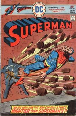 Superman Vol. 1 / Adventures of Superman Vol. 1 (1939-2011) (Comic Book) #291