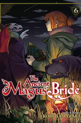 The Ancient Magus' Bride (Paperback) #6
