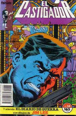 El Castigador (1988-1991) (Grapa 24 pp) #34