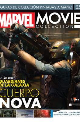 Marvel Movie Collection (Grapa) #35