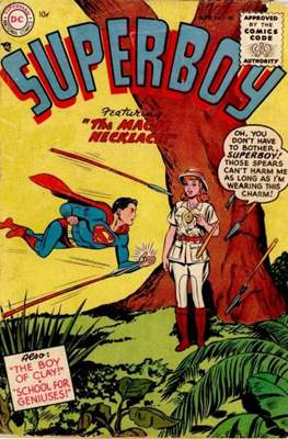 Superboy Vol.1 / Superboy and the Legion of Super-Heroes (Comic Book) #40