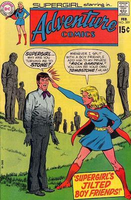 New Comics / New Adventure Comics / Adventure Comics (1935-1983; 2009-2011) (Saddle-Stitched) #389