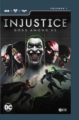Coleccionable Injustice #1