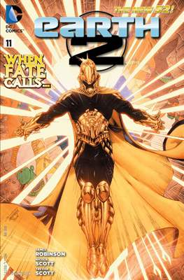 Earth 2 (2012-2015) (Grapa) #11