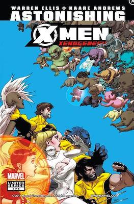 Astonishing: X-Men - Xenogenesis (Digital). 2012 #5