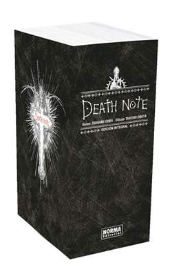 Death Note - Edición integral (Cartoné) #