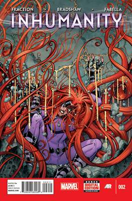 Inhumanity (Comic-Book) #2
