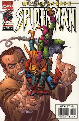 Spiderman Vol. 4 Peter Parker Spiderman ( 1997-1999) (Rústica 96-128 pp) #19