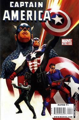 Captain America Vol. 5 (2005-2011 Variant Cover) (Comic Book) #600