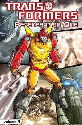 Transformers: Regeneration One (Digital) #4