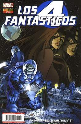 Los 4 Fantásticos / Los Cuatro Fantásticos Vol. 7 (2008-) (Grapa 24-48 pp) #36