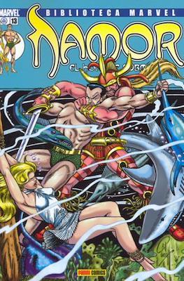 Biblioteca Marvel: Namor (2006-2007) (Rústica 160 pp) #13