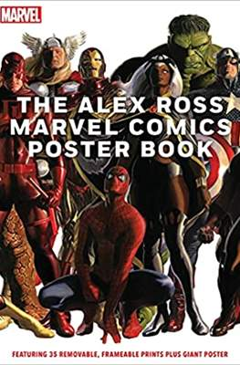 The Alex Ross Marvel Comics Poster Book