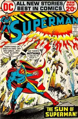 Superman Vol. 1 / Adventures of Superman Vol. 1 (1939-2011) (Comic Book) #255