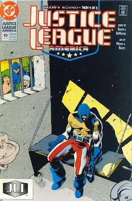 Justice League / Justice League International / Justice League America (1987-1996) (Comic-Book) #49