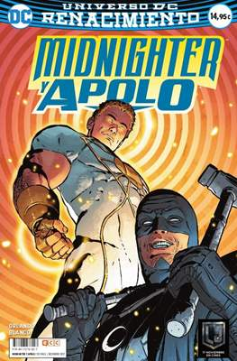 Midnighter y Apolo. Renacimiento