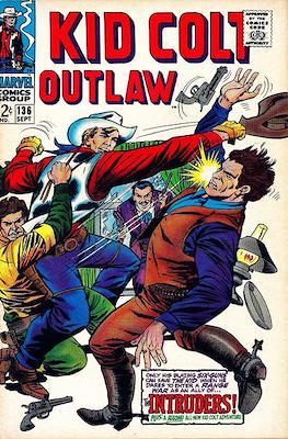 Kid Colt Outlaw Vol 1 (Comic-book.) #136