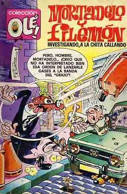 Colección Olé! (Rústica 64-80 pp 1ª Edición) #143