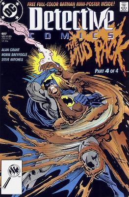 Detective Comics Vol. 1 (1937-2011; 2016-) (Comic Book) #607