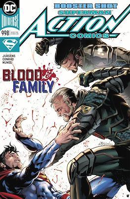 Action Comics Vol. 1 (1938-2011; 2016-) (Comic Book) #998