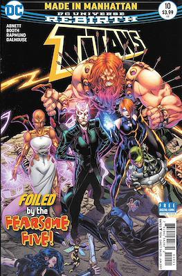 Titans Vol. 3 (2016- 2019) #10