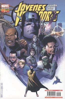 Jóvenes Vengadores Vol. 1 (2006-2007) (Grapa 24 pp) #7