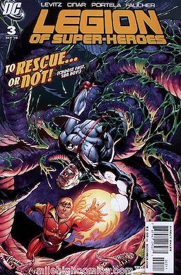 Legion of Super-Heroes Vol. 6 (2010-2011) (Comic-book) #3