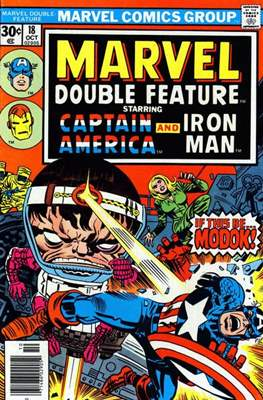 Marvel Double Feature Vol 1 (Grapa, 32 págs. (1973-1977)) #18