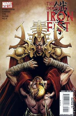 The Immortal Iron Fist (2007-2009) (Comic Book) #25