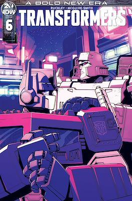 Transformers (2019) (Comic Book) #6