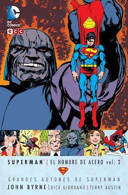 Grandes Autores de Superman: John Byrne (Cartoné 232 pp) #2