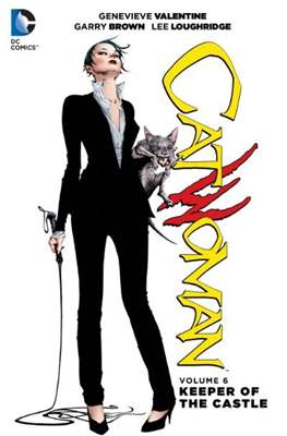Catwoman Vol. 4 (2011) New 52 (Softcover) #6
