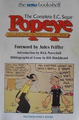 The Complete E.C. Segar Popeye #1