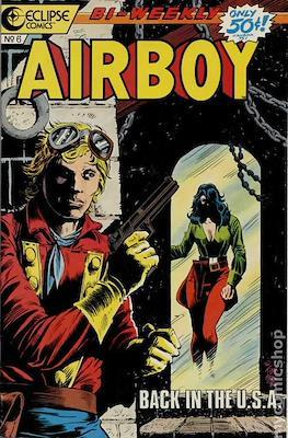 Airboy (1986-1989) #6