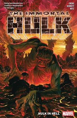 The Immortal Hulk (Softcover) #3