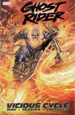 Ghost Rider (2007-2009) (Softcover) #1