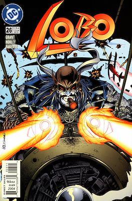 Lobo Vol. 2 (1993 - 1999 Grapa) #26