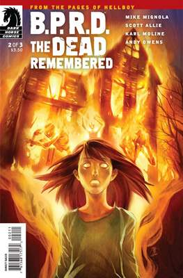 B.P.R.D. (Comic Book) #78