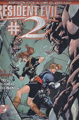 Resident Evil. Adaptación oficial al cómic del video-juego (Grapa 48 pp) #2