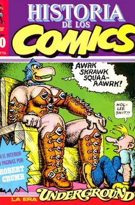 Historia de los Cómics (Grapa 32 pp) #30