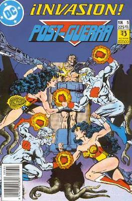¡Invasión! (1990) (Grapa 52-80 pp) #5