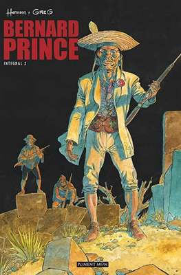 Bernard Prince (Integral Cartoné) #2