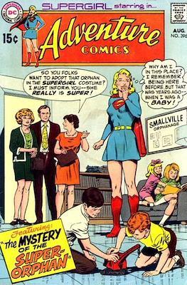 New Comics / New Adventure Comics / Adventure Comics (1935-1983; 2009-2011) (Saddle-Stitched) #396