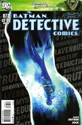 Detective Comics Vol. 1 (1937-2011; 2016-) (Comic Book) #877