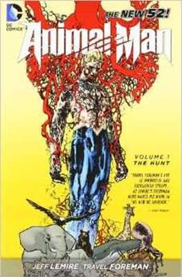 Animal Man Vol. 2 (Rústica) #1