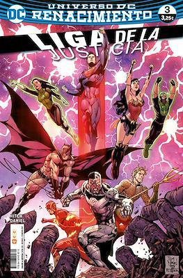 Liga de la Justicia. Nuevo Universo DC / Renacimiento (Grapa) #58 / 3