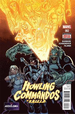 Howling Commandos of S.H.I.E.L.D. (Comic-book) #2