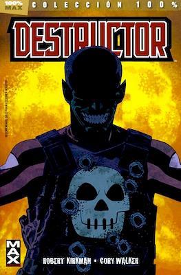 Destructor. Colección 100% MAX